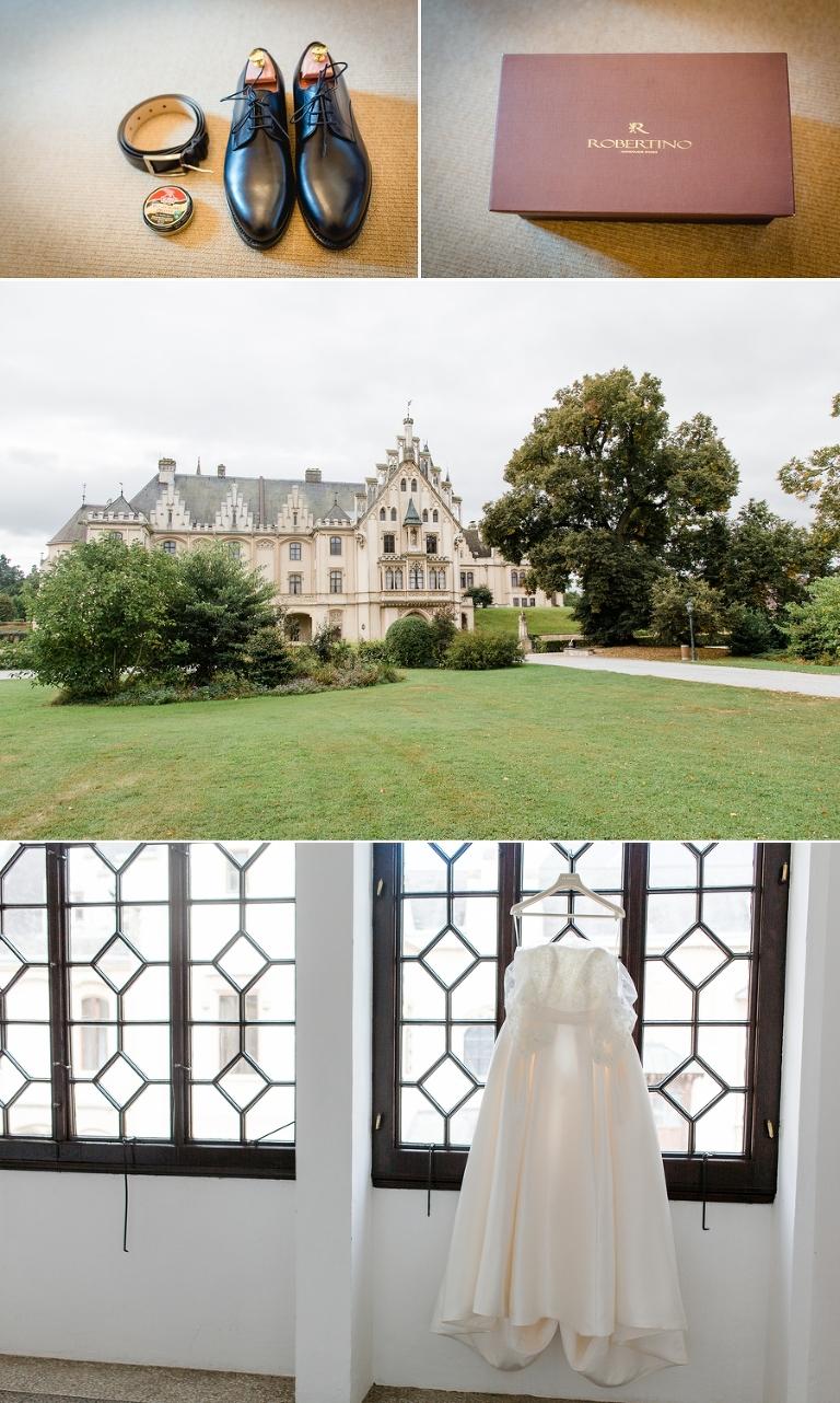Tamara und Nemanja: Denkwürdige Hochzeit im Schloss Grafenegg ...
